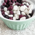 Low Carb No Sugar Added Dippin Dots Ice Cream
