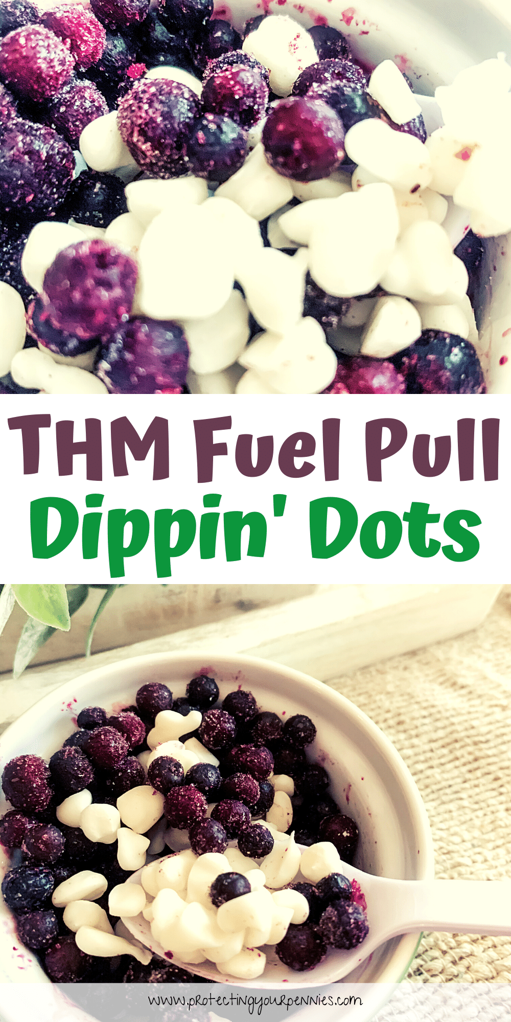 THM Fuel Pull Dippin Dots