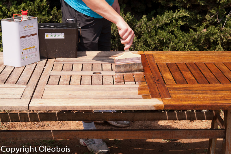 Rénover et nettoyer votre mobilier de jardin - Blog ...