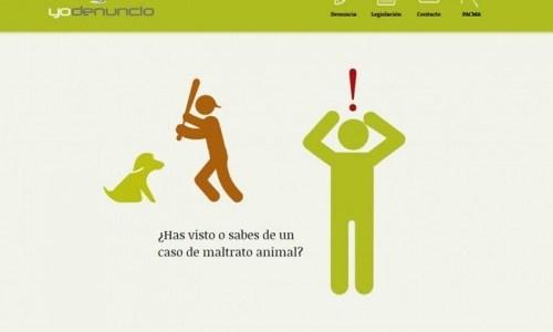 Portal Web para Denuncia Maltrato Animal