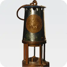 Miners lamp service and repairs
