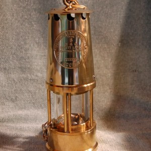 eccles miners lamps davy lamp