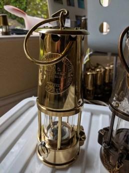 Protector Type 6 Mining Lamp