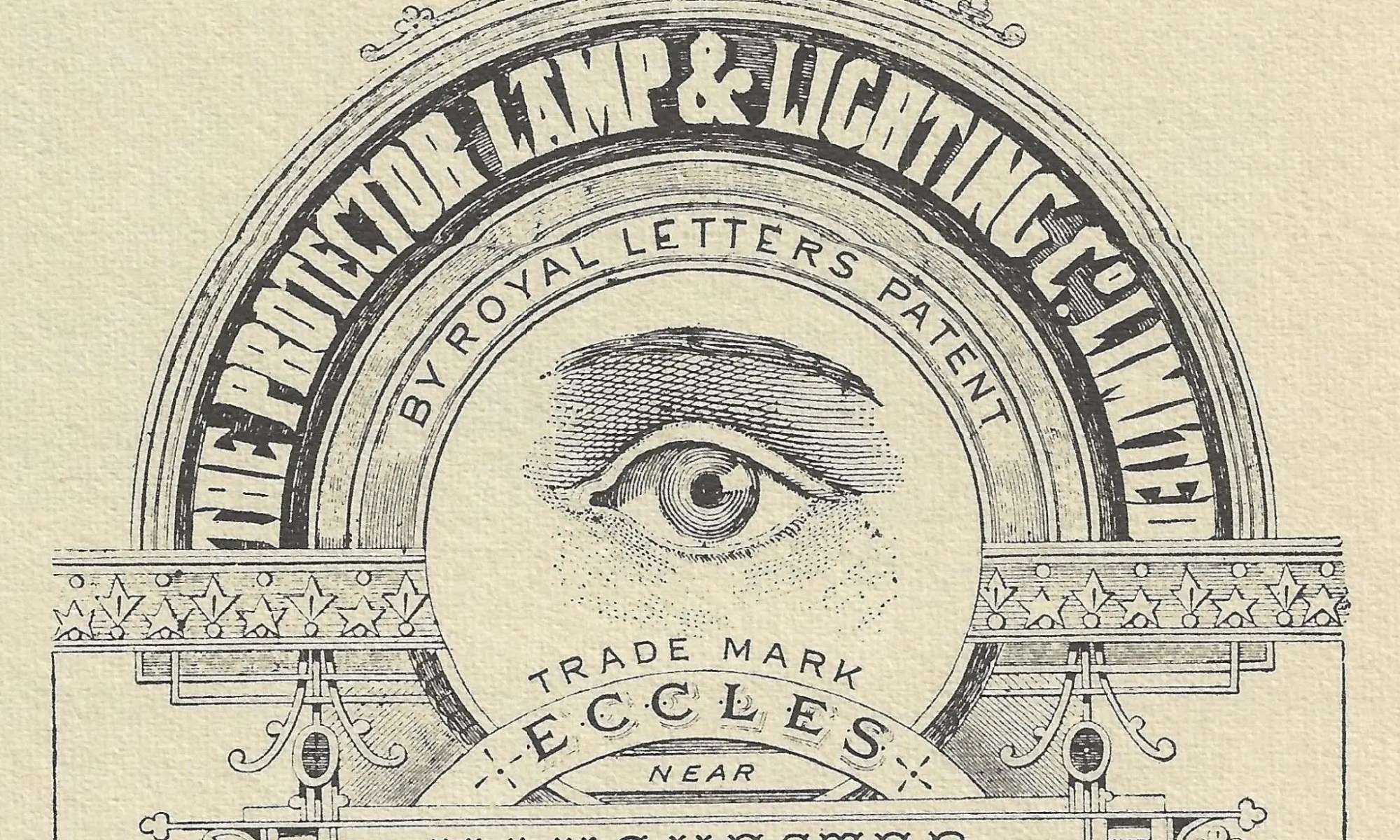 protector lamp victorian logo