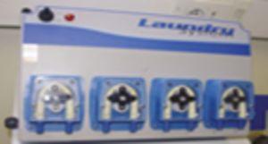 Bombas dosagem Automática para lavandaria