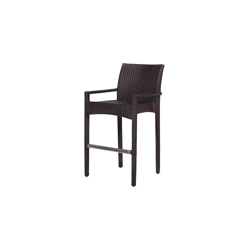 seattle stackable bar chair