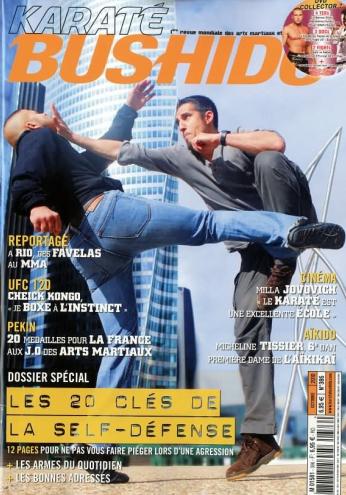 Karate Bushido 1010 Octobre 2010