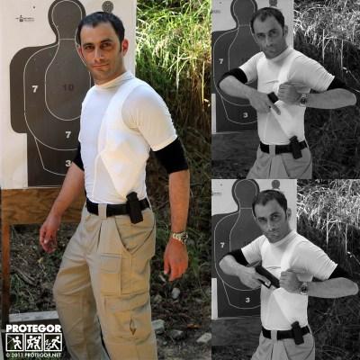 """Tee-shirt 5.11 """"holster"""""""