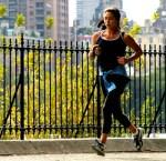 jogging en sécurité