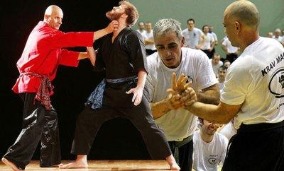 Ca se discute spécial arts martiaux, 18 ans après, avec Richard Douieb & Franck Ropers