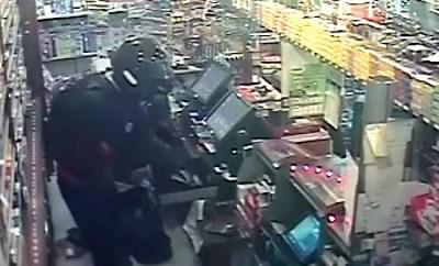 C'est plus sûr… la sécurité pour les commerçants