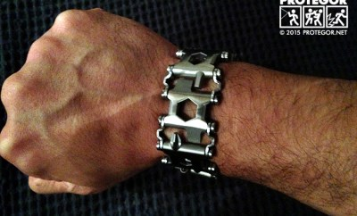 Tread, le bracelet multi-tool de Leatherman