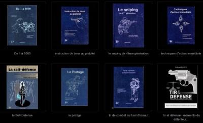 Les ouvrages NDS : tir et disciplines associées