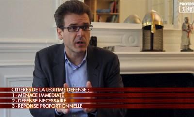 Légitime défense, par Thibault de Montbrial
