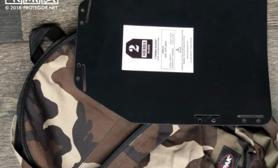 Les plaques anti-perforation & anti-coupure Sierra, en kydex