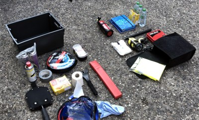 EVK – Emergency Vehicle Kit ou Kit Véhicule d'Urgence