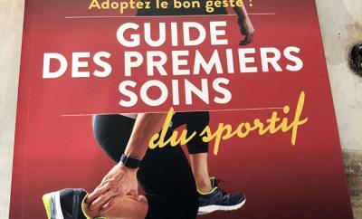 Premiers soins dans le cadre sportif