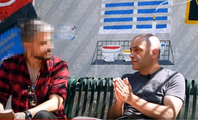 Entretien «Protegor» (Guillaume Morel) avec Alban Cambe