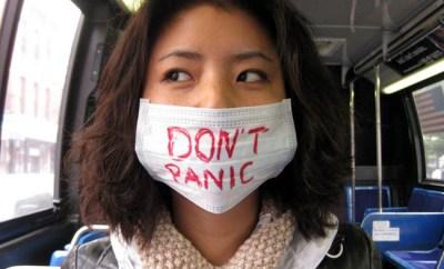 Coronavirus - Ne pas paniquer