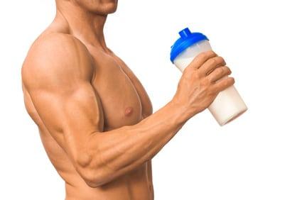 Les bienfaits des protéines  de blanc d'œuf