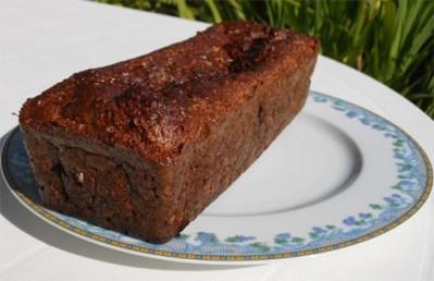 Pain protéiné de régime à l'arôme d'amande
