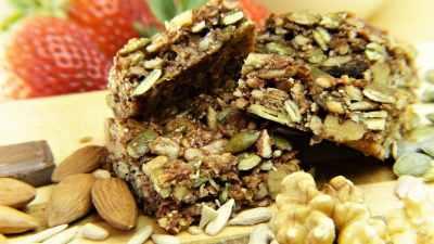 Les flocons de quinoa bio.