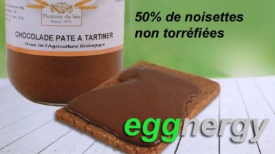 Pâte à tartiner Noisette-Chocolat