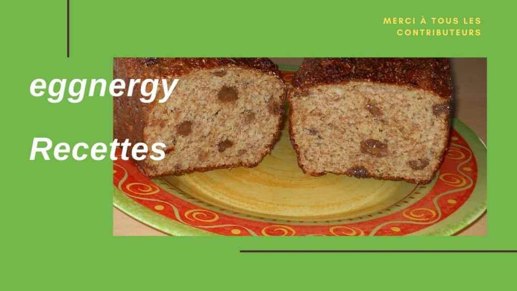 titre recette eggnergy