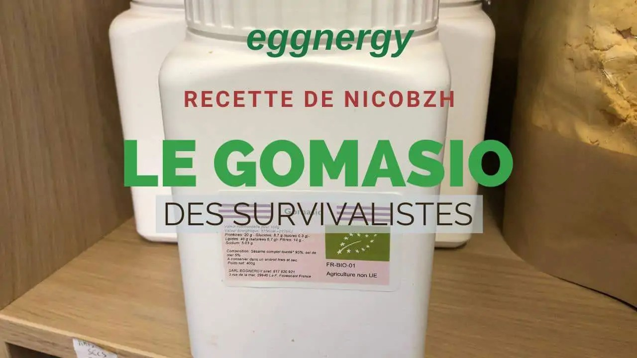 Le Gomasio