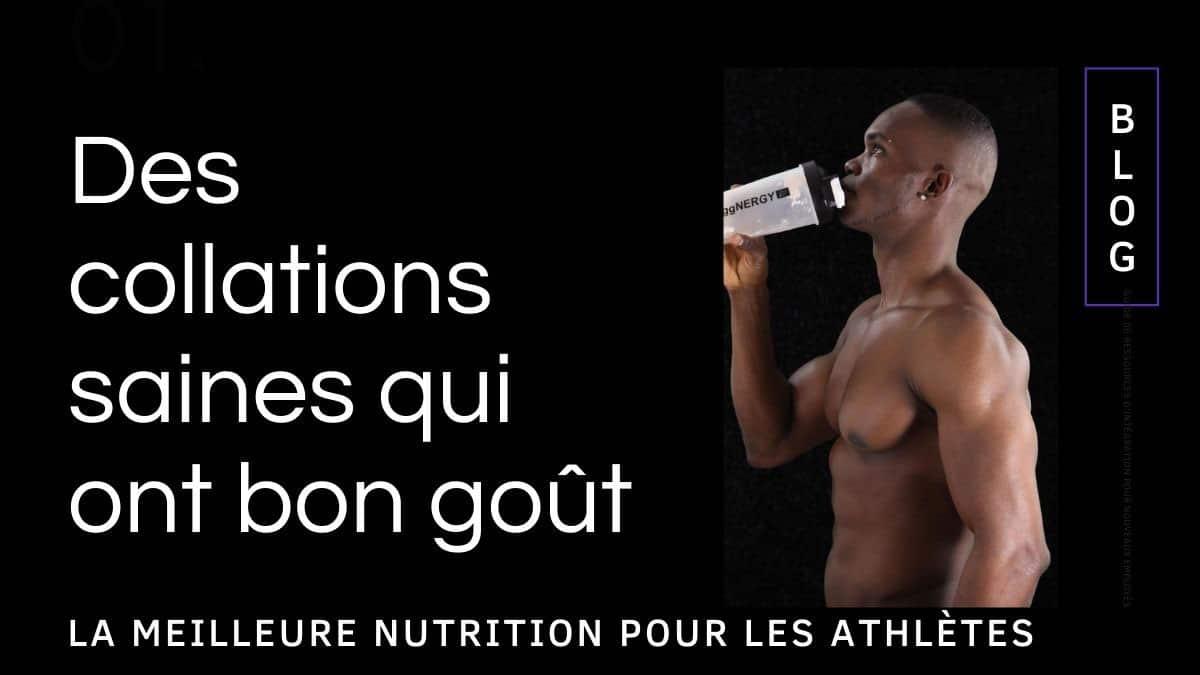 La Meilleure Nutrition Pour les Athlètes
