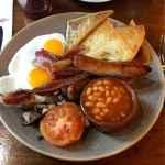petit déjeuner irlandais