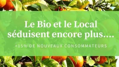 Read more about the article Le Bio et le Local continuent de séduire