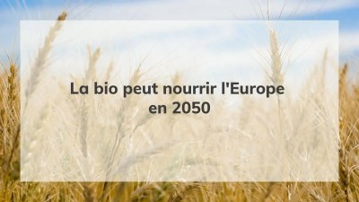 Read more about the article La Bio peut nourrir l'Europe en 2050