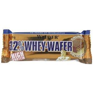 WEIDER 32% Whey Protein Gaufrette Verrou 35g