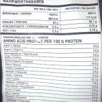 ESN Micellar Casein 2x Sachet de 1000g–Goût: Vanille + Vanilla = 2kg