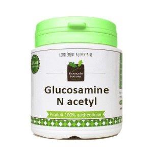 Glucosamine N acetyl60 gélules bovines