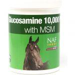 NAF Glucosamine 10,000 Plus with MSM (Size: 900g)
