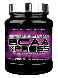 Scitec Nutrition BCAA Xpress (Orange Sanguine), 1x 700g