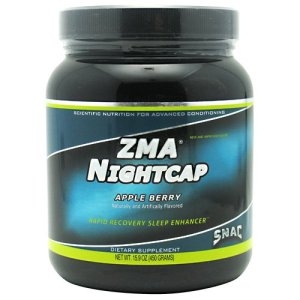 SNAC System ZMA NightCap Apple Berry – Net WT. 15.9 OZ