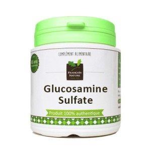 Glucosamine sulfate60 gélules végétales