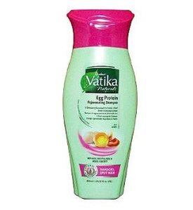Dabur Vatika Egg Protein Shampoo 400ml by Dabur