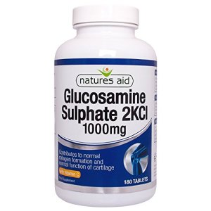 Glucosamine aide Natures sulfate 1000mg 180 Comprimés