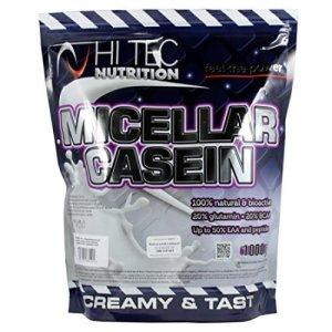 Long Time, Anti-Catabolic Protein, Hi Tec Nutrition – Micellar Casein, 1000g, Chocolate by Hi Tec Nutrition