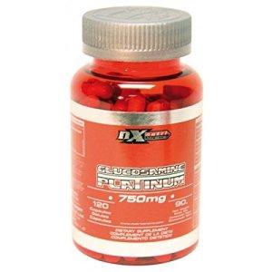 NUTRI XTREME – Formula articulaire GLUCOSAMINE PLATINUM – 120 gél 750 mg.