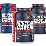 Micellar Casein Protein Powder Long Digestion Dietary by Nutrend Chocolate Cocoa Flavor 2250g longer digestion probiotic complex LactoWise™