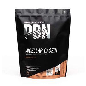 PBN – Sachet de caséine micellaire goût chocolat, 1kg