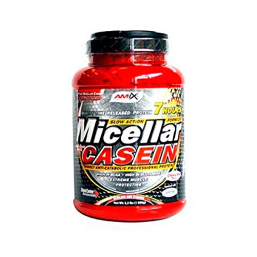 AMIX MICELLAR CASEIN (1 kg) – STRAWBERRY
