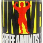 Universal Nutrition Beef Amino Acide Aminé BCAA