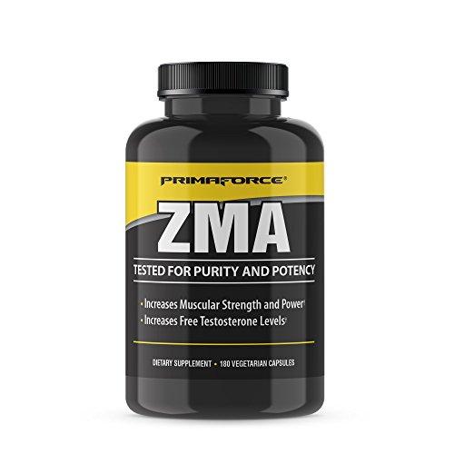 Primaforce ZMA 180 Capsules
