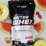 Best Body Nutrition Professional Water Whey Fruity Isolat, 1000 g Beutel (Mixed Melon)